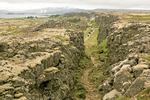 Almannagja Gorge, Thingvellir National Park, Golden Circle, Iceland