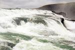 Gullfoss Waterfall, Hvítá River, Golden Circle, Iceland
