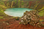Kerid Crater, Golden Circle, Grímsnes, Iceland