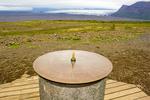 View Dial at Sjonarsker, Morsarjokull Glacier, Skaftafell National Park, Iceland