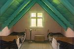 Interior of Turf House, Selid Turf Farm, Skaftafell National Park, Iceland