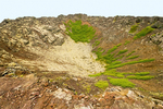 Eldborg Crater, Spatter Cone, Snaefellsnes Peninsula, Iceland