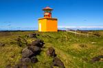 Ondverdarnesviti Lighthouse, Ondverdarnes Cape, Snaefellsnes Peninsula, Iceland