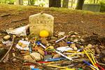 Henry David Thoreau Grave, Sleepy Hollow Cemetery, Concord, Massachusetts