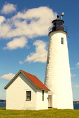 Bakers Island Light, Salem, Massachusett