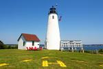Bakers Island Light, Salem, Massachusetts
