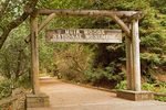 Park Entrance, Muir Woods National Monument, California