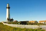 Pigeon Point Light Station State Historic Park, 19th Century Lighthouse, Pescadero, California