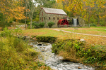 Grist Mill, Longfellow's Wayside Inn, Sudbury, Massachusett
