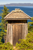 Rubicon Point Lighthouse, D. L. Bliss State Park, Lake Tahoe, Sierrra Nevada's, California