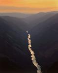 Snake River at sunrise