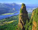 St. Peters Dome and Columbia River Gorge