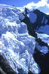Black Glacier icefall