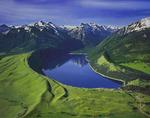 Moraines of Wallowa Lake