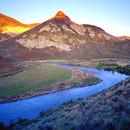 Sheep Rock and John Day River