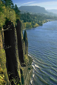 Columbia River at Cape Horn