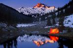 Eagle Cap Mountain, Oregon
