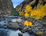 Imnaha River Gorge in October