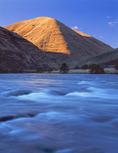 Deschutes River at sunrise