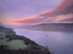 Columbia River from Cape Horn