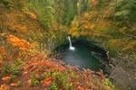Punchbowl Falls on Eagle Creek