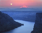 Lake Billy Chinook and Mt. Jefferson