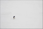 Photographer on Snow
