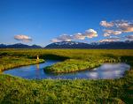 Fishing Prairie Creek