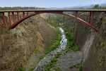 U.S. Highway 97 at Crooked River Gorge