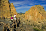 Overlook trail at Smith Rock State Park