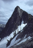 North Face of Flagstaff Point in the Wallowa Mountains