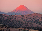 White Butte, an exumed volcano in Oregon's Ochoco Mountains