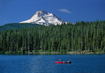 Mt. Jefferson from Olallie Lake