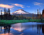 Mt. Hood from Multorpor Pond