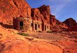 Valley of Fire State Park Ruins