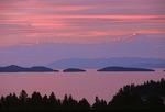 Islands in Flathead Lake