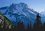 Mt. Shuksan, north face