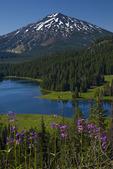 Todd Lake and Mt. Bachelor