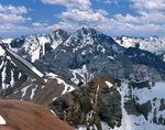 North Face of Sacajawea Peak