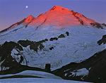 Mt. Baker at sunrise
