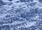 Crevassed glacier in Cordillera Blanca