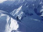 Climbing Nevado Huantzan