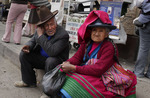 Streets of Huaraz