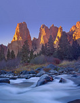 Crooked River at Smith Rock State Park