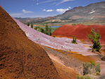 Painted Cove in John Day Fossil Beds
