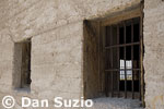 Jail, Rhyolite ghost town, Nevada