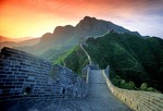 Great Wall at Huangyaguan pass, north of Tianjin