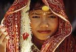 Rajasthani girl at Jaisalmer Desert Festival