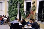 Plaka taverna in Athens