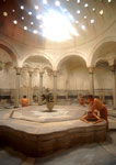 Istanbul's Turkish Bath Cagaloglu Hamami is oldest in city